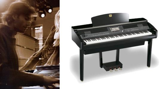 Yamaha clavinova cvp 409 for Yamaha clavinova cvp 409